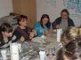 Radionica oslikavanja stakla za žene u Gradanskom centru u Glini, od 27.03. do 4.04.2009.