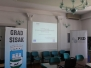 "Presentation of research results in public procurement within the ""E-SCORE"" project at Sisak City Hall City on 17th of March 2017"