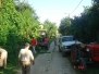 Cleaning of the village roads in Klinac