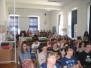 "Educational workshop ""From milk to cheese"", High school in Petrinja"