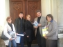 CRP Sisak visited the Legal Clinic in Zagreb
