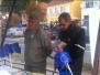 """CRP Sisak Info desk at """"Kestenijada"""" chestnut festival in Hrvatska Kostajnica"""