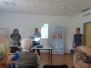 Radionica Informirana zajednica – primarna prevencija nasilja nad starijim osobama, Glina
