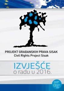 PGP Sisak - godišnje izvjšće 2016